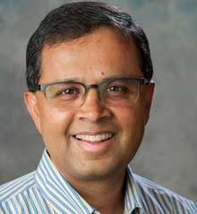 Ashok Krishnaswami, MBBS, FACC District 5; Geriatric