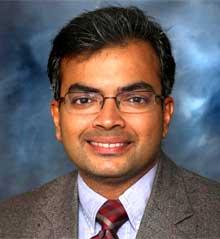 Dinesh Kumar, M.B.B.S., FACC Wellness Co-Chair