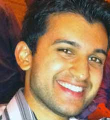 Ali Naqvi, MD Southern FIT Representative